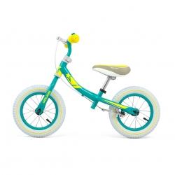 Rowerek biegowy dziecięcy YOUNG miętowy Milly Mally