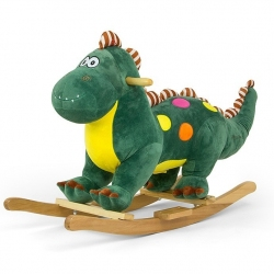 Dinozaur bujany Bujak Dino Milly Mally