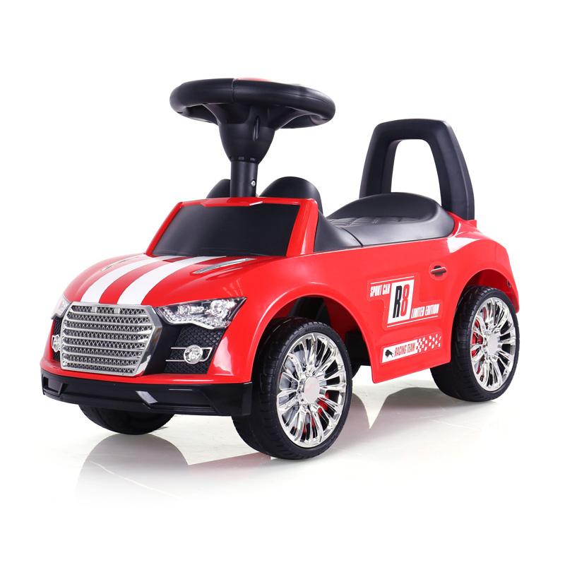 Bobby Car Professioneller Verkauf Big Bobby-car Classic Racer Rutscher Rutschauto Spielauto Kinderrutscher Grün Kinderfahrzeuge