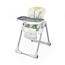 Krzesełko do karmienia + leżaczek do 3 lat MILANO SKY Milly Mally