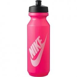 Bidon NIKE 950ml BIG MOUTH różowy neonowy