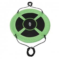 Bocianie gniazdo Huśtawka zielona 100cm NB5031 NILS CAMP
