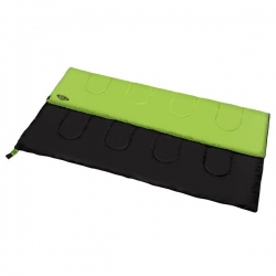 Śpiwór kołdra NC2002 zielony NILS CAMP