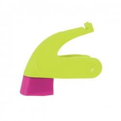 Hamulec do rolek NA 1015 różowo-zielony NILS EXTREME