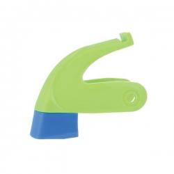 Hamulec do rolek NA 1015 niebiesko-zielony NILS EXTREME