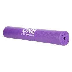 Mata do jogi YM01 3mm fioletowa ONE FITNESS