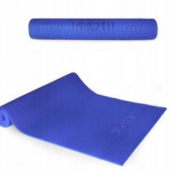 Mata do jogi, do ćwiczeń fitness SLIM 173x61x0,5 cm PROfit
