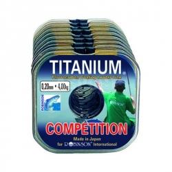 Żyłka do połowów spławikowych TITANIUM COMPETITION Robinson