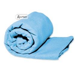 Ręcznik szybkoschnący 40x90 cm blue Rockland