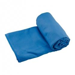 Ręcznik szybkoschnący 85x150 cm XL niebieski Rockland