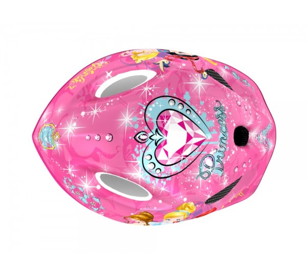 Disney-FROZEN-Kinderhelm-Fahrradhelm-Kinderfahrradhelm-Schutzhelm-Fahrrad-Helm