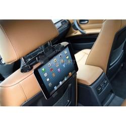 Uchwyt na zagłówek samochodu, na tablet, nawigację, czytnik CAR COMFORT