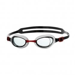 Okulary pływackie AQUAPURE biało-czarne Speedo