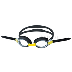 Okulary dziecięce, pływackie, treningowe, Anti-Fog, filtr UV MELLON Spokey