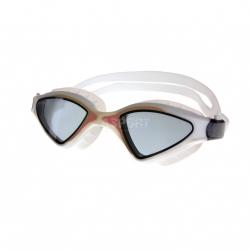 Okulary pływackie, filtr UV, Anti-Fog ABRAMIS białe Spokey