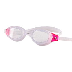 Okulary pływackie, filtr UV, Anti-Fog FITEYE różowe Spokey