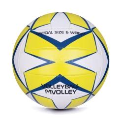 Piłka siatkowa MVOLLEY white/yellow Spokey