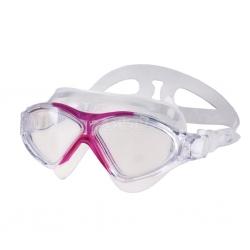 Okulary pływackie dziecięce, półmaska, filtr UV, Anti-Fog VISTA JUNIOR Spokey