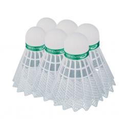 Lotki do badmintona plastikowe SHOOT 6szt. wolne Spokey