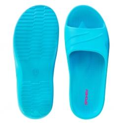 Klapki basenowe damskie ISOLA jasnoniebieski Spokey