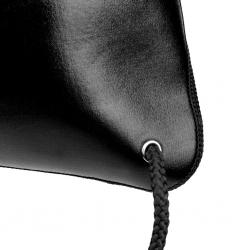 Plecak sportowy, worek PURSE czarny Spokey
