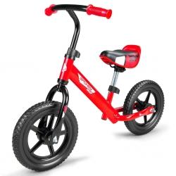 Rowerek biegowy 12 ELV czerwony Spokey