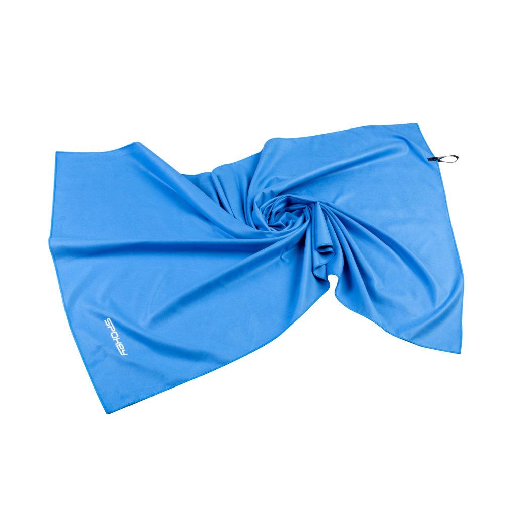 Schnelltrockendes Handtuch Sporthandtuch Saunatuch Badetuch 50 x 120cm Spokey Handschuhe