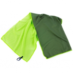 Ręcznik chłodzący COOLER zielony Spokey
