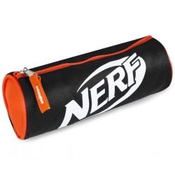 Piórnik szkolny tuba SCROLL czarny NERF