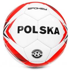 Piłka nożna POLSKA 2020 Spokey rozmiar 5