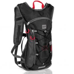 Plecak rowerowy FUJI czarny Spokey