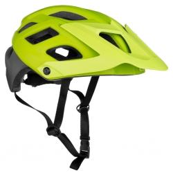 Kask rowerowy SINGLETRAIL zielony