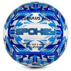 Piłka siatkowa r. 5 CUMULUS PRO niebieska Spokey