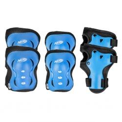 Ochraniacze na nadgarstki, kolana i łokcie dla dzieci HASBRO NERF ARMOR Spokey