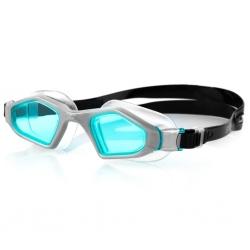 Okulary pływackie RAMB szare Spokey