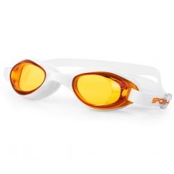 Okulary pływackie TINI białe Spokey