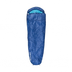 Śpiwór dwusuwakowy GLOBTROTTER niebieski Spokey