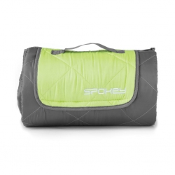 Śpiwór - kołdra CANYON zielony 200cm Spokey