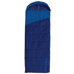 Śpiwór turystyczny POLARIS 250 niebieski Spokey