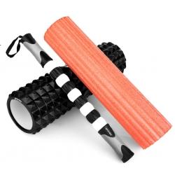 Zestaw wałków do ćwiczeń MIXROLL Spokey