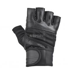 Rękawiczki fitness RAYO III czarne Spokey