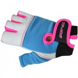 Damskie rękawice, rękawiczki na siłownię, fitness, crossfit SportVida