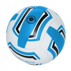 Piłka siatkowa rozmiar 5 biało-niebieska Sportvida