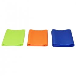 Zestaw gum fitness do ćwiczeń, rehabilitacji 0,35-0,55mm SportVida