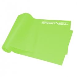 Guma fitness, taśma do ćwiczeń i rehabilitacji 2m x 0,35mm SportVida