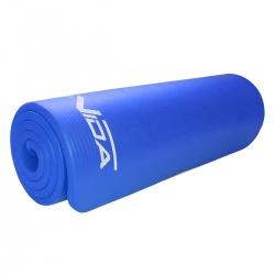 Gruba mata NBR do ćwiczeń fitness, jogi, pilates 180x60x1,5 SportVida