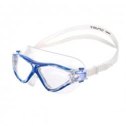 Gogle pływackie Półmaska MTP02Y AF 02 przezroczysty/niebieski SPURT