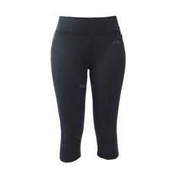 Legginsy sportowe, spodnie fitness PULSE CAPRI TIGHT The North Face