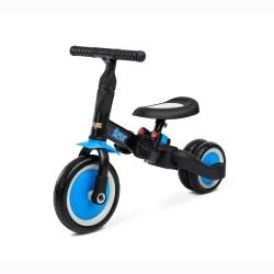 Rowerek dziecięcy FOX 2W1 niebieski Toyz