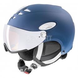 Kask narciarski, snowboardowy, wizjer S3 HLMT 300 VISOR granatowy Uvex
